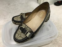 Authentic Coach shoes size 7 Mississauga, L5N 7G5
