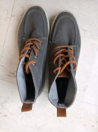 pair of black-and-brown leather shoes Surat, 395004