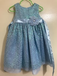 Size 2T Blue Party Dress Burtonsville, 20866