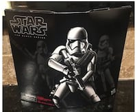 Star Wars The Black Series First Order Stormtrooper with Gear  Vancouver