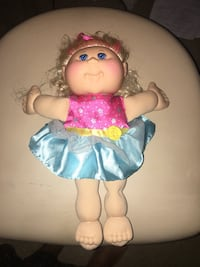"Cabbage Patch doll 14"" tall Jessup, 20794"