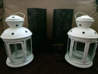 Group of 4 candle holders Brampton, L6X
