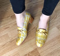 Vintage Mr Seymour Golden Kitten Heels Edmonton, T6H