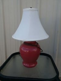 "Small 17"" lamp Denison, 75020"