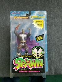 Spawn 1995 Action Figure New in Box Cuyahoga Falls, 44221