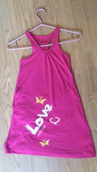 Pink Fire Fly Tank Top Calgary, T2A 5R6