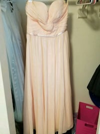 Strapless sweetheart prom dress Indio, 92201