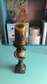 Candle and Decorative Holder  Brandon, 33510