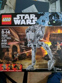 LEGO Star Wars AT-ST Walker Silver Spring, 20906
