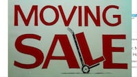 Moving sell Saturday and Sunday Jan 19 and 20 from 10 am to 4 pm  please contact for address  Richmond Hill, L4B 3B9
