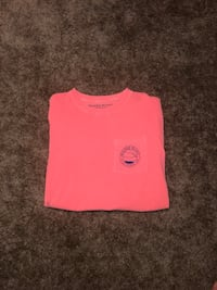 pink crew-neck shirt Foley, 36535