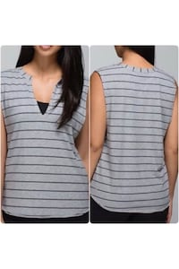 Lululemon tank ~ size 8/10 ~ excellent condition Surrey, V4N 6A2