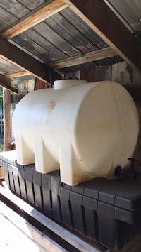 Water tank. 100gallon 450litres , N0A