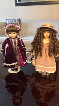 Two dolls Laval, H7W 1H7