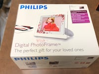 "Phillips 6.5"" digital photo frame  Albuquerque"