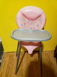 Doll high chair toy McHenry