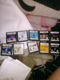 assorted Nintendo DS game cartridges Bakersfield, 93309