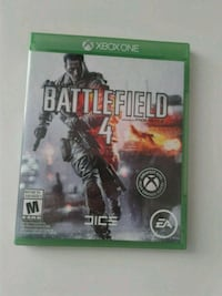 Battlefield 4 for XBOX One Barrie, L4N
