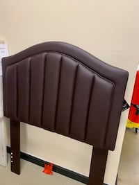 Twin size headboard leather material new big sale for $119 Jacksonville, 32216