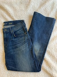 7 for all mankind Brett men's jeans  Canyon Country, 91387
