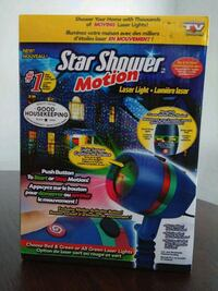 Brand new in box - Star Shooter (red/green) Kitchener, N2E 3H4