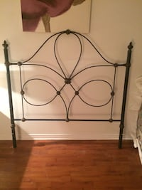 Metal Double bed headboard Laval, H7X 3P4