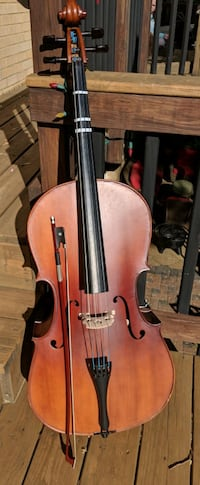 3/4 Cello w soft case Falls Church, 22044