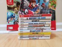9 Wii Games (Look in description for prices) Fairfax, 22033