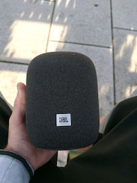 Portable wifi hotspot and bluetooth speaker