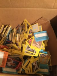 Lots of baseball cards In a big box West Monroe, 71291
