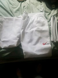 Karate Gi with White Belt. Guelph, N1H 5W3