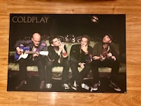 Coldplay plaque Markham, L3P 6G6