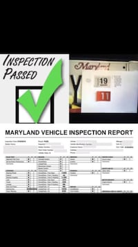 Car Inspection Baltimore