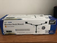 Dual monitor desk mount Chaska