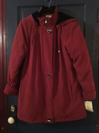 NEW classic Elements Hooded coat /L Hagerstown, 21740