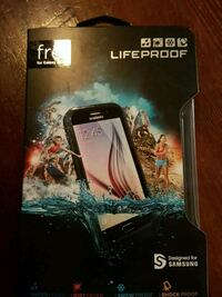 Brand new in the box lifeproof for galaxy s6  Statesboro, 30461