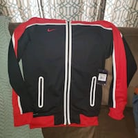 New nike jacket with tags