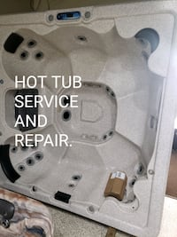 Jacuzzi, and hot tub service, and repair.  Westland