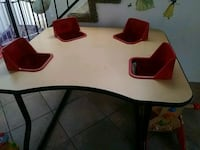 Kids table Menifee, 92586