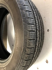 235 65 18 one tire