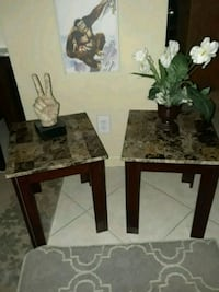 A set of  IKEA super cute good quality end tables  Lake Elsinore, 92530