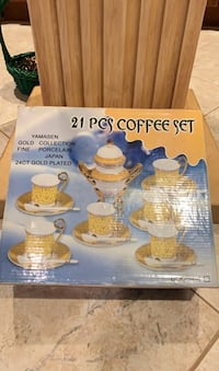 Porcelain coffee set  Potomac, 20854