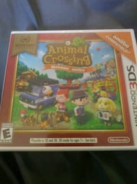 Brand new never opened Animal Crossing New Leaf Malden