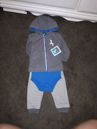 Fisher price outfit  Niagara Falls, L2H 1E3