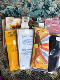 $2 for all 11 pairs of pantyhose! Uxbridge, L9P 1H1