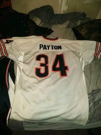 white and red and black NFL jersey Pasadena, 21122