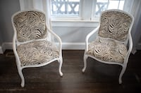 Zebra Chairs CAPITOLHEIGHTS