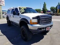 Ford Super Duty F-350 SRW 2001 Garden City