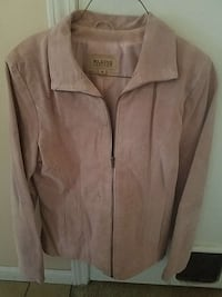 Like new light pink suede jacket Brewer, 04412