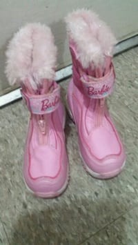 Barbie boots size 10 St. Catharines, L2M 7M6